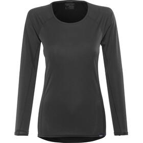 Patagonia Capilene Lightweight longsleeve Dames zwart